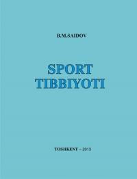 Спорт тиббиёти