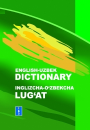 Инглизча-ўзбекча луғат / English-uzbek dictionary