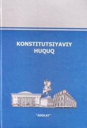 Конституциявий ҳуқуқ