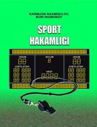 Спорт ҳакамлиги