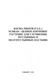 KOCHIA PROSTRATA (L.) SCHRAD - ценное кормовое растение для улучшения пустынных и полупустынных пастбищ
