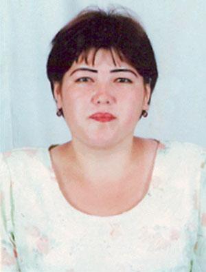 Гулноза Сатторова