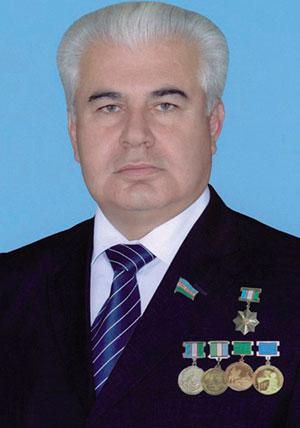 Эгамберган Каримов