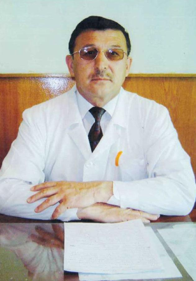 О.Ш. Эшонов