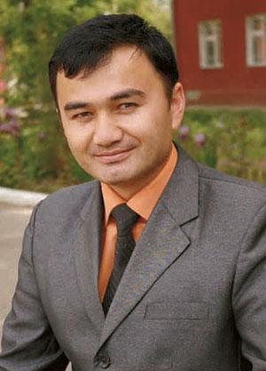Дилмурод Бозаров
