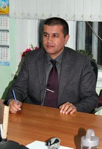 Бахтиер Эгамбердиевич Ҳайдаров