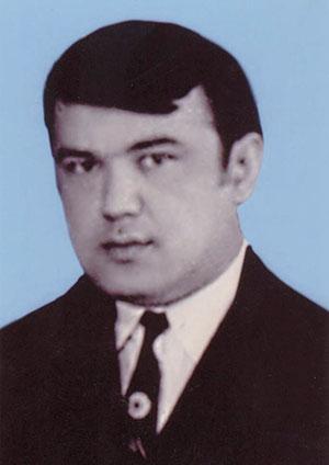 Asqar Qosimov
