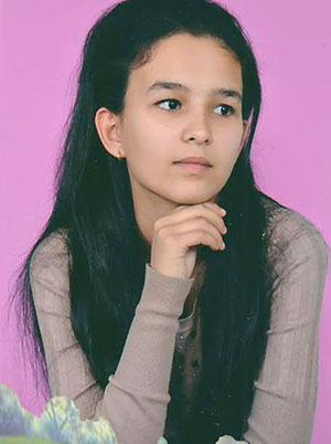 Розия Романбердийева