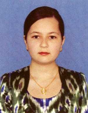 Муйиба Отамуродова