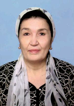 Гулсара Исмоилова