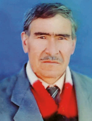 Turkman Bobojonov