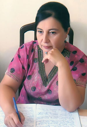 Бекпошша Бекчанова