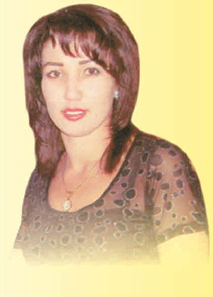 Nargiza Qarshiboeva