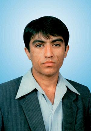 Iskandar Ergashev