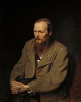 Fyodor Mixaylovich Dostoevskiy