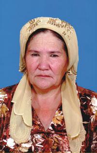 Ҳалима Маликова