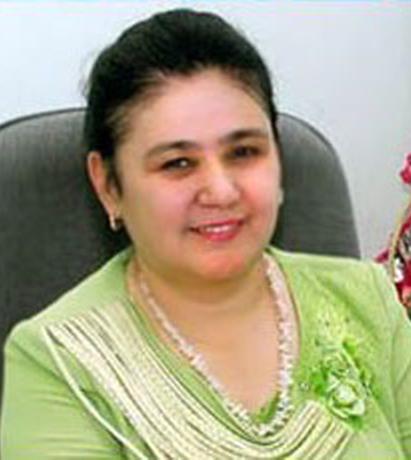 Umida Abduazimova