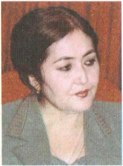 Шарифа Салимова