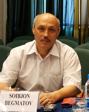 Соибжон Бегматов