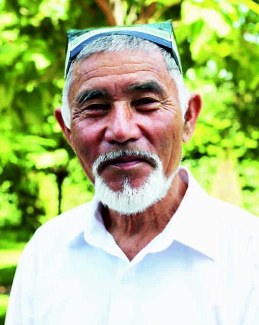 Abdurauf Baxmaliy