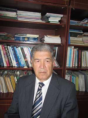 A. Quronbekov