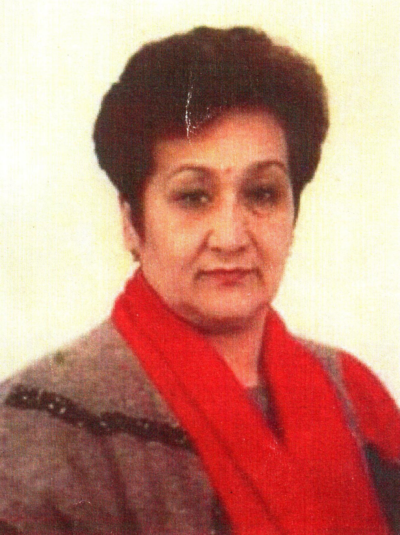 Нодира Рашидова