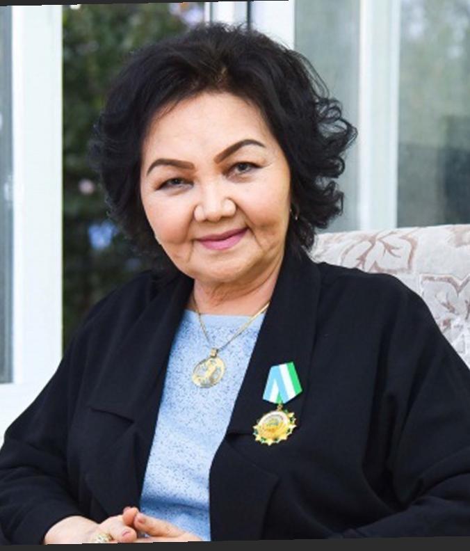 Халима Худойбердиева