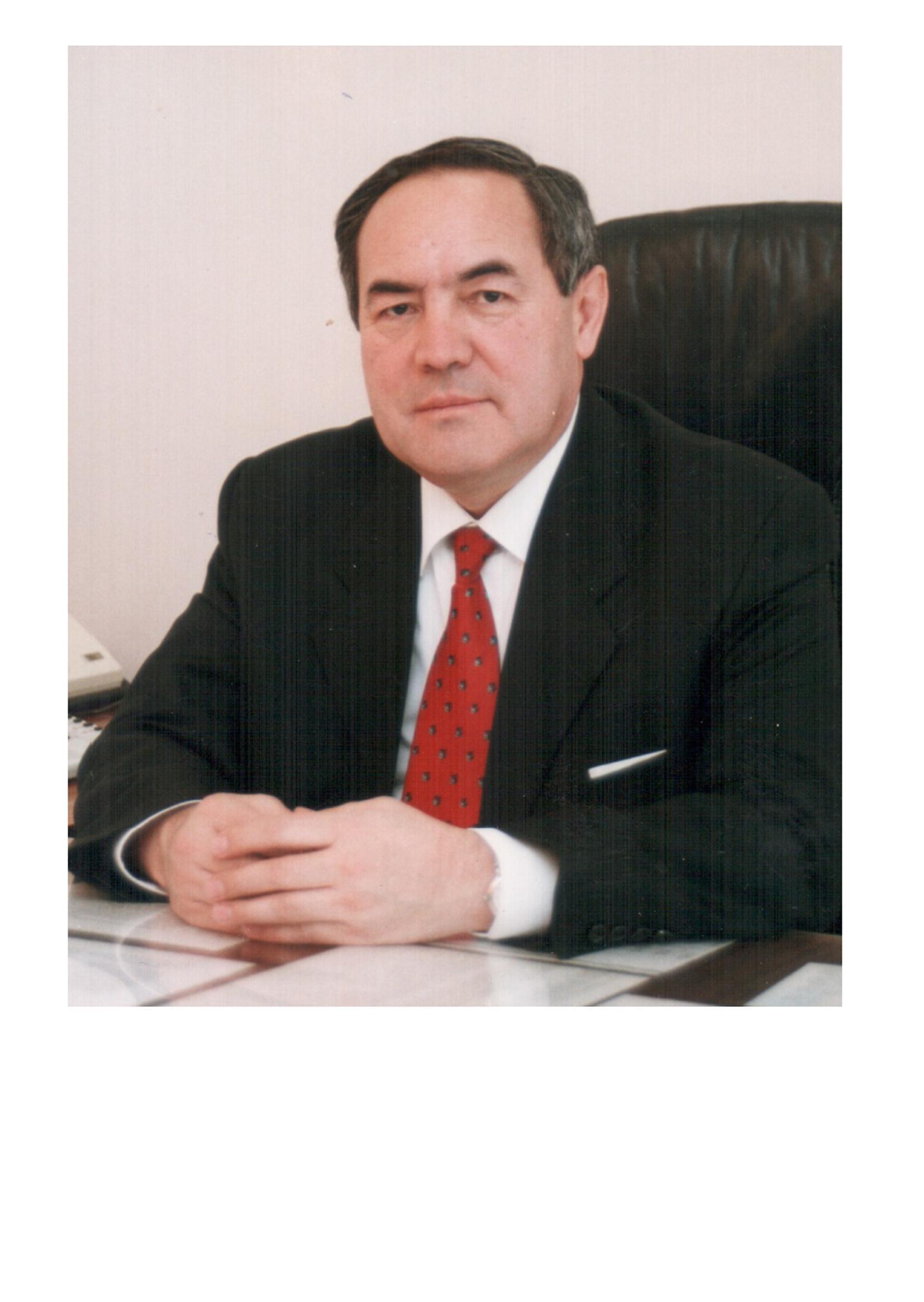 Saidaxror Gulyamov
