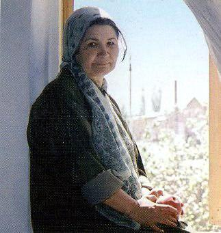 Aziza-Xushruya Mamatova