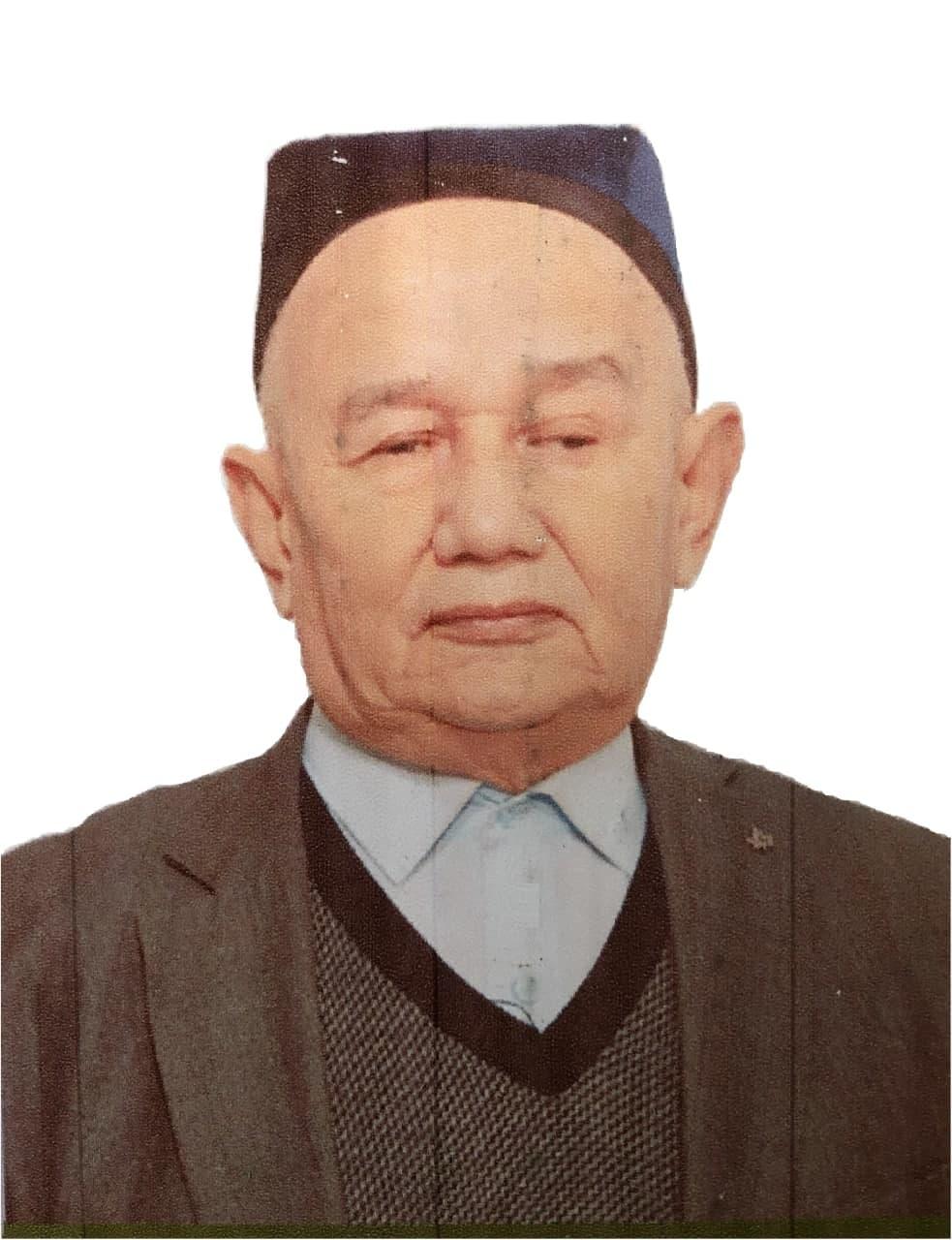 Qobuljon Hojimurodovich Muhammadjonov