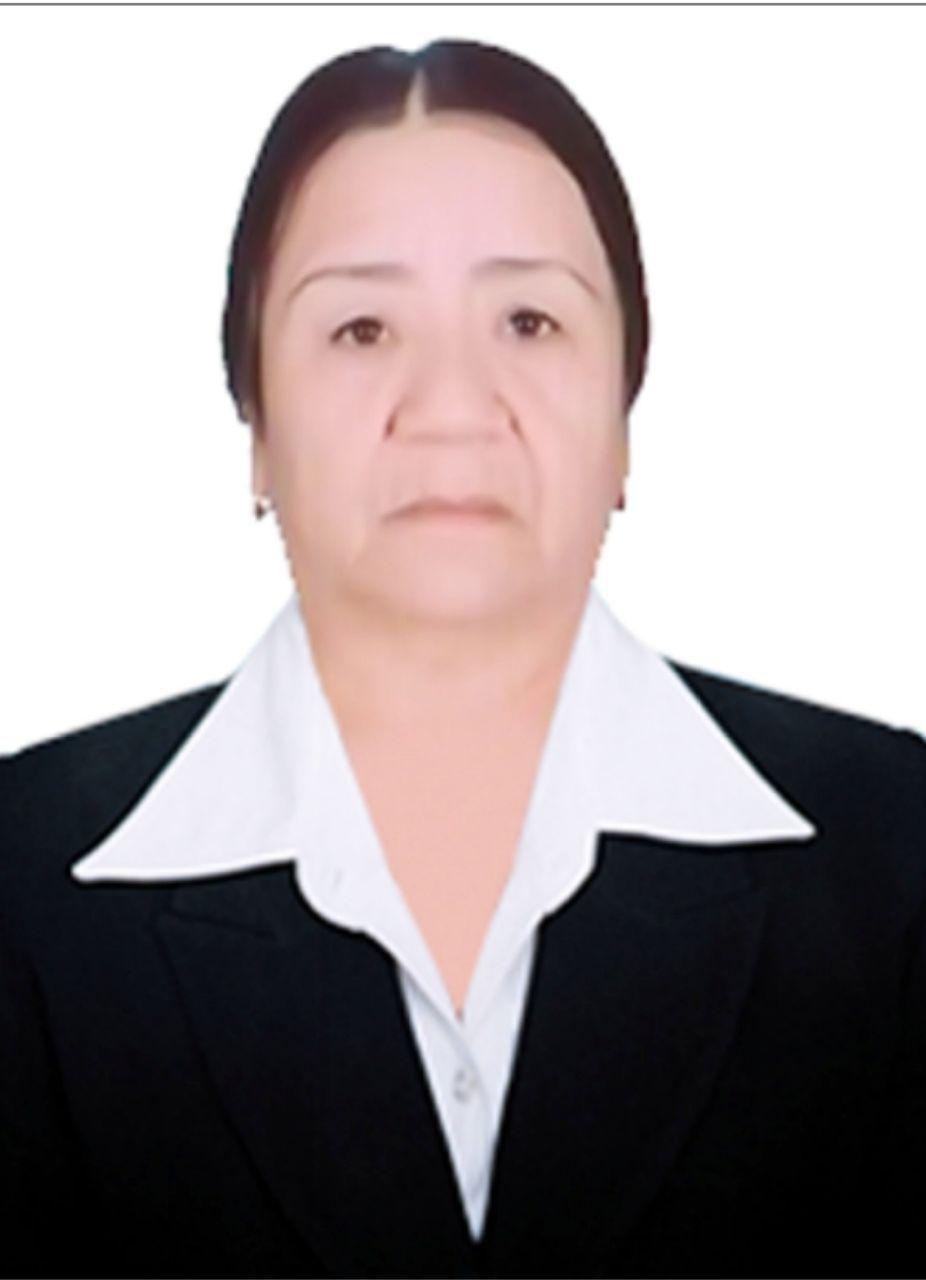 Оминахон Тожибоева