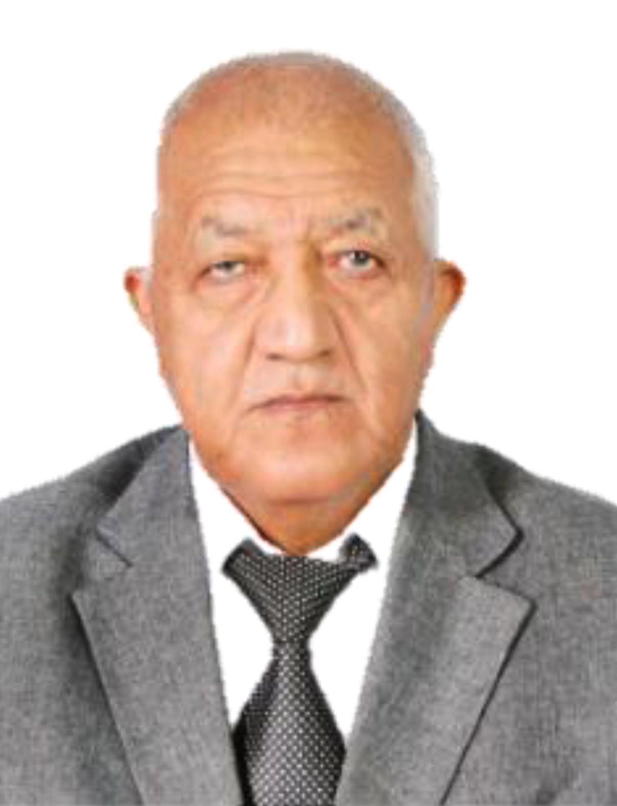 Қаҳҳор Абдурахманов