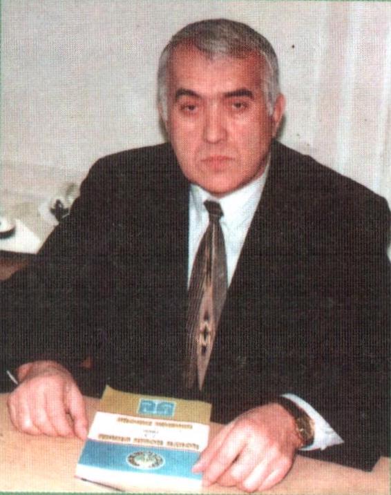 Шоҳруҳ Акбаров