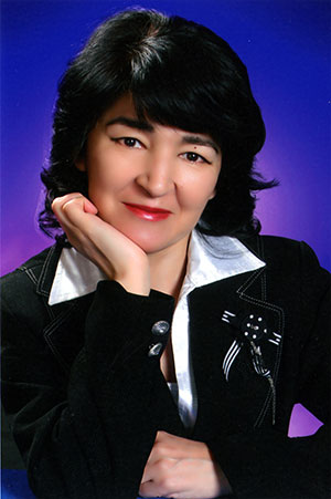 Nigina Niyoz