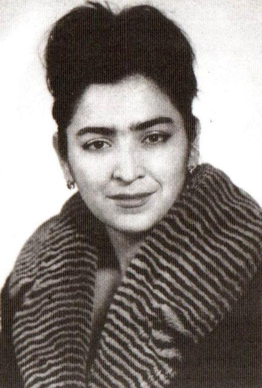 Дилбар Мухаммадалиева