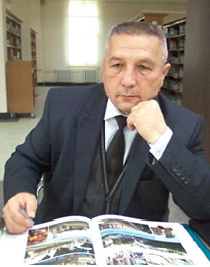 Саидахбор Булатов