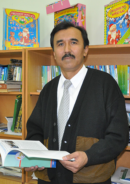 Akbar Mirzo