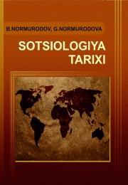 Sotsiologiya tarixi