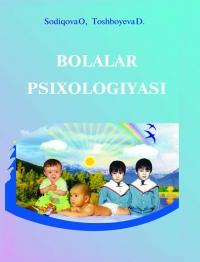 Bolalar psixologiyasi