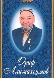 Orif Alimaxsumov