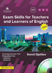 Exam Skills for Teachers and Learners of English