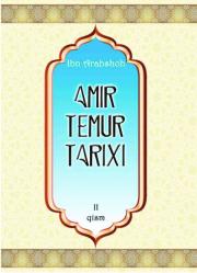 Amir Temur tarixi. II kitob