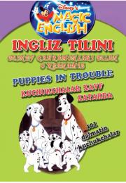 Инглиз тилини ўрганамиз - Puppies in trouble