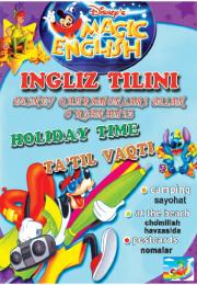 Инглиз тилини ўрганамиз - Holiday time