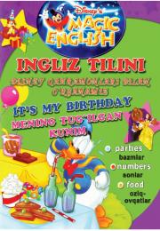 Ingliz tilini o'rganamiz - It's my birthday