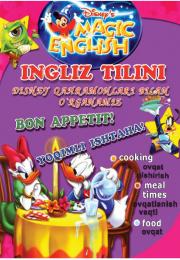 Ingliz tilini o'rganamiz - Bon appetit