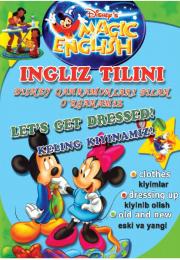 Ingliz tilini o'rganamiz - Let's get dressed