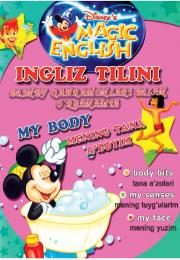 Инглиз тилини ўрганамиз - My body