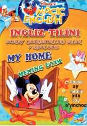 Ingliz tilini o'rganamiz - My home