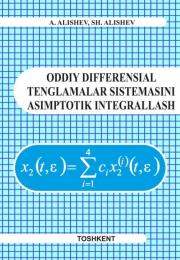 Oddiy differensial tenglamalar sistemasini asimptotik integrallash